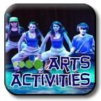 Arts Activities front page button