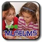 Museums front page button