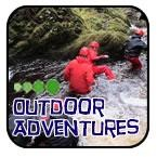 Outdoor adventure front page button
